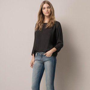 Mavi Low Rise Flare Jean's